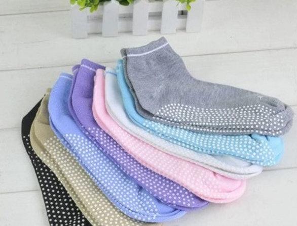 Yoga Pilates Anti-Slip Ankle Socks Apparel & Accessories