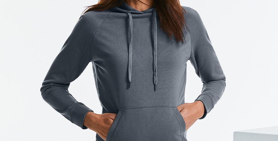 Russell Ladies HD Hooded Sweatshirt 281F