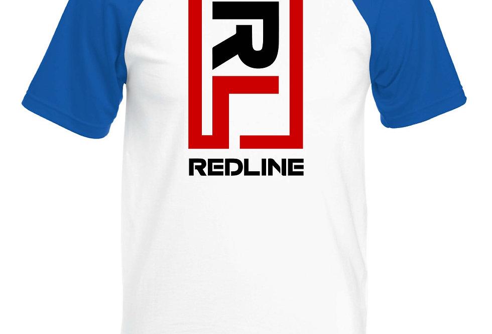 Redline BMX Short Sleeve Baseball T-Shirt royal