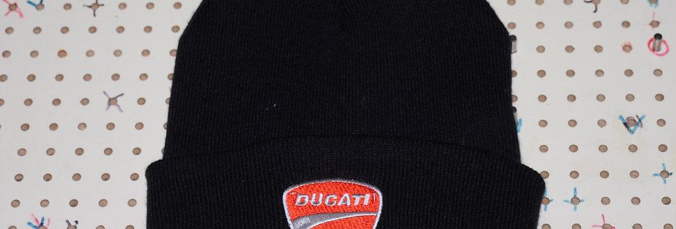 Beechfield Cuffed Beanie Ducati Hat