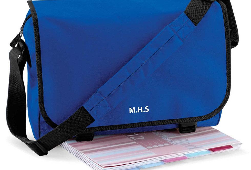Personalised Messenger Bag royal