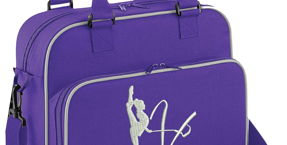 Gymnastics Bags purple
