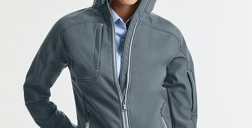 410F Russell Ladies Bionic Soft Shell Jacket