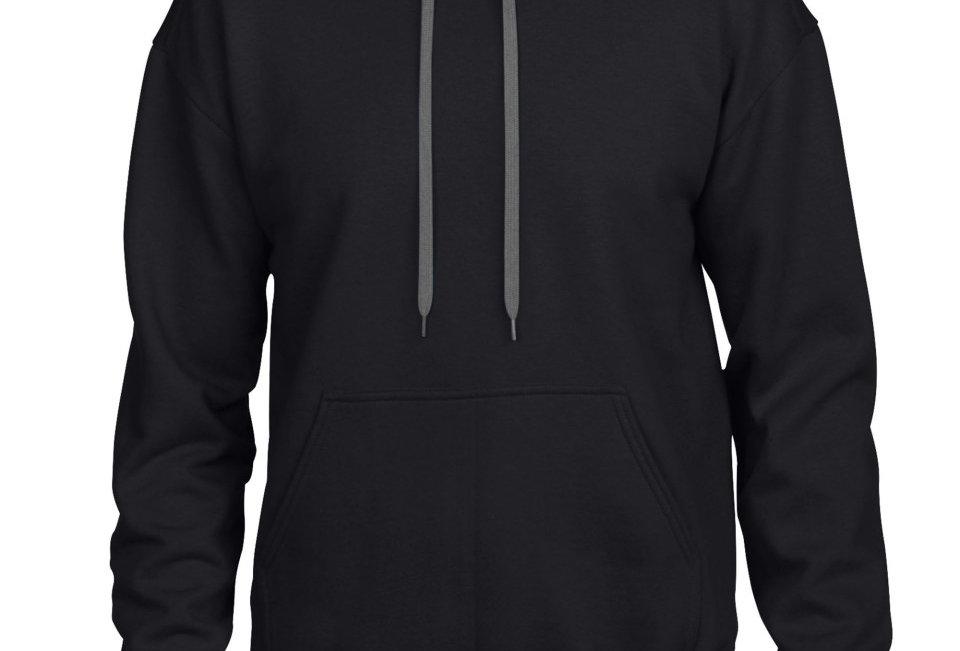 Female Hooded Sweatshirt black