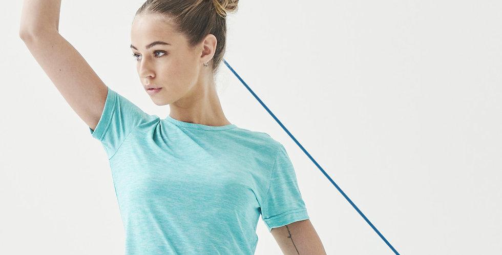 TRS181 Women's Antwerp Marl T-Shirt sample image
