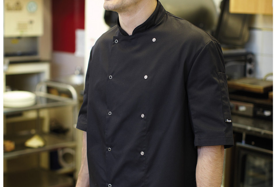 Thermo°Cool Chefs Jacket black
