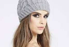 Faux Fur Pom Beanie apparel & Accessories