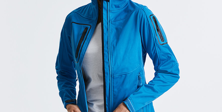 520F Russell Sports Shell 5000 Jacket