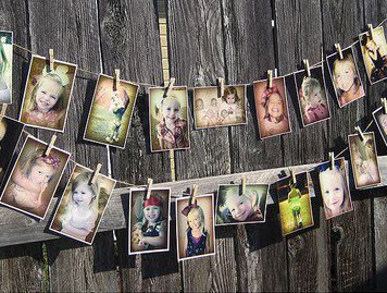 10 creative ideas for displaying your photographs