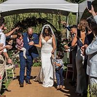 Gus and Maya Wedding
