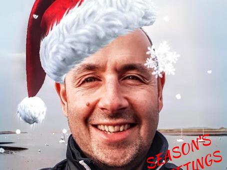 (Belated) Season's Greetings