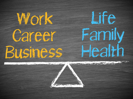 Is There Such A Thing As Work-Life Balance?