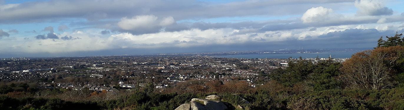 Dublin City and Bay