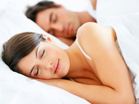 A Quick Tip To A Better Night's Sleep