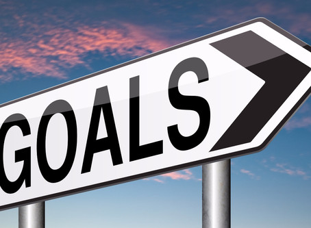 Have You Set Your Goals For 2017? I have...