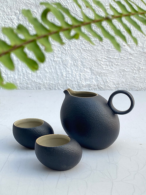 Set de té mini