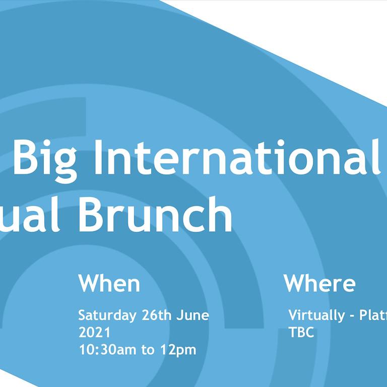 The Big Virtual International Volunteers' Brunch