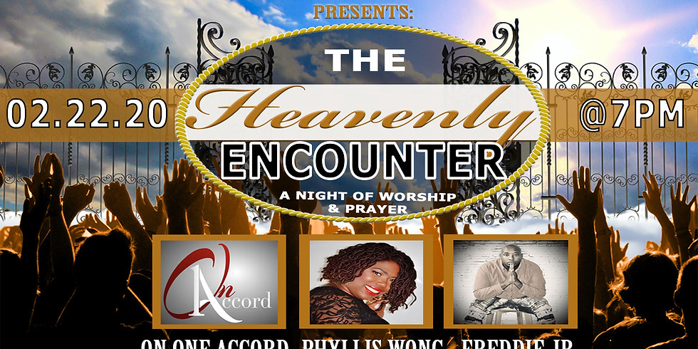The Heavenly Encounter