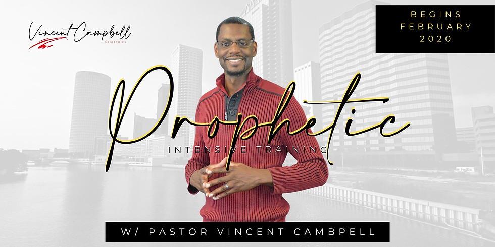 Prophetic Intensive Training