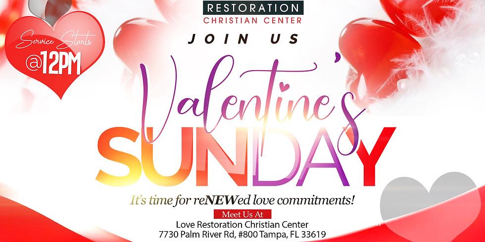 Valentines Day Service