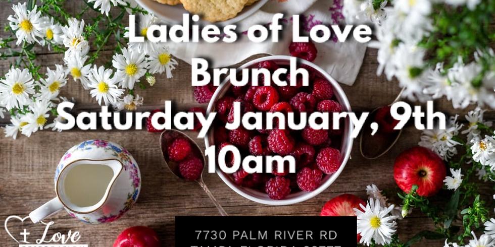 Ladies of Love Brunch