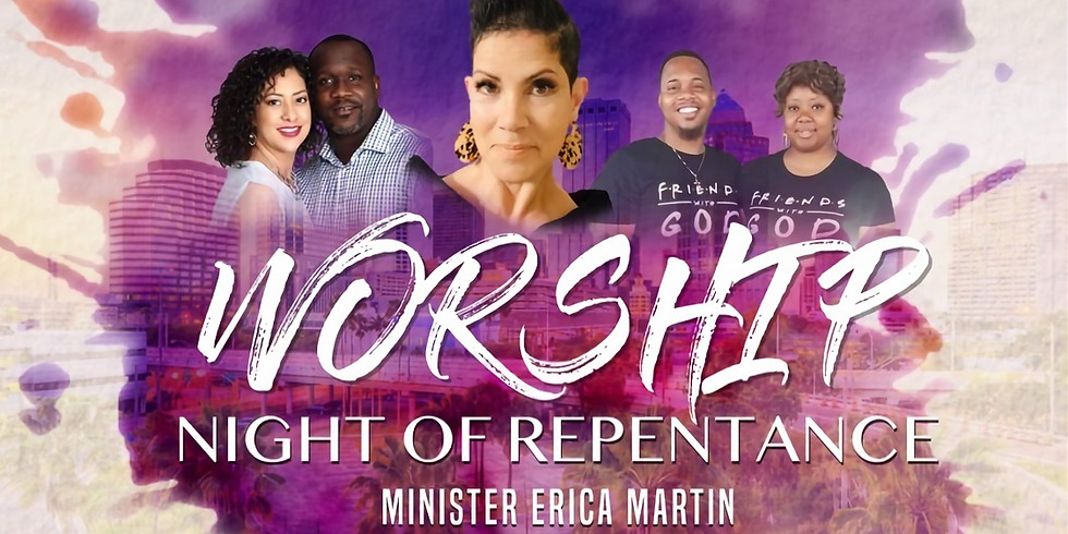 LRC is a Host Site for Worship Night of Repentance.