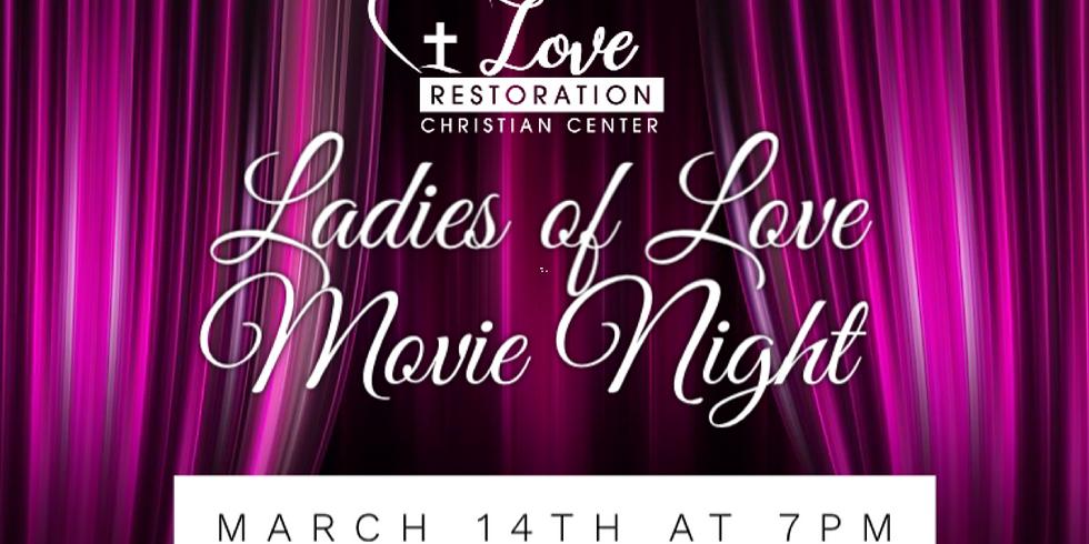 Ladies of Love Movie Night