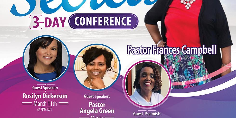 No More Secrets Women's Conference