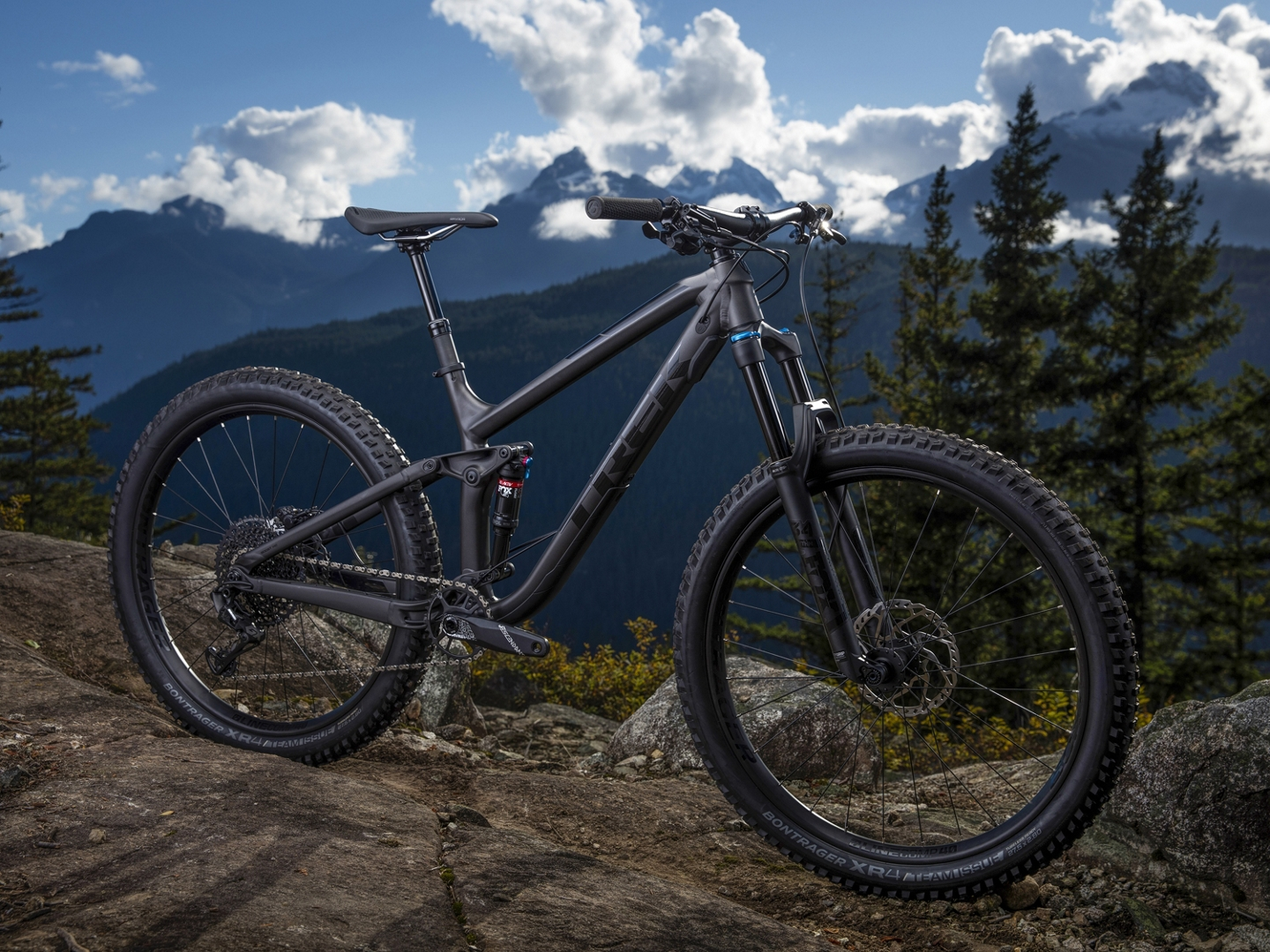 TREK Fuel EX 8 Plus -- $3599.99