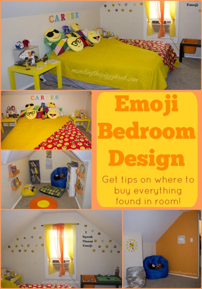 Emoji Room Ideas