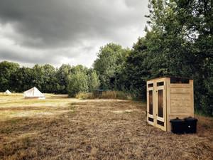 Daarom Wel! voorziet droogtoiletten voor Buitengewoon Kamperen