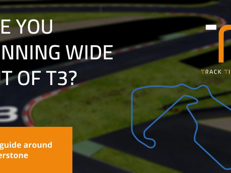 How to stop running wide through Village and The Loop   Silverstone Corner Guide Turns 3-4