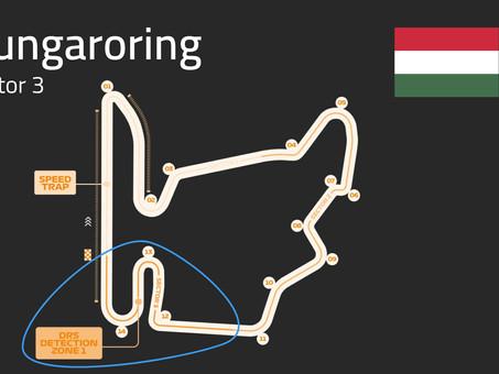 Hungaroring Track Guide   Sector 3   F1 2021