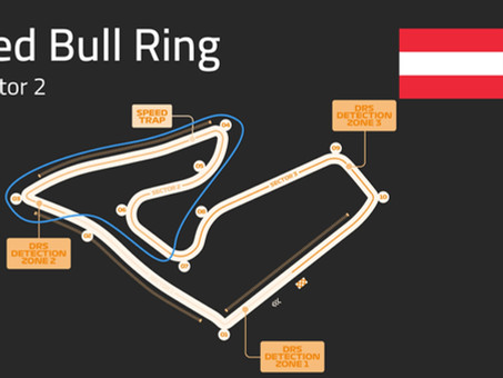 Red Bull Ring Track Guide | Sector 2