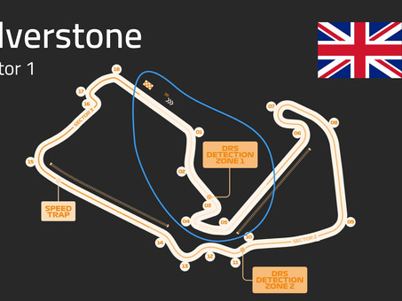 Silverstone Track Guide   Sector 1
