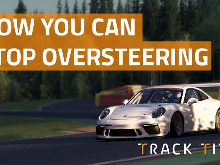 How can you stop oversteering? | Track Titan platform explainer