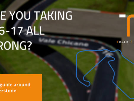 Are you taking chicanes all wrong?   Silverstone T16-17 Corner Guide - Vale Chicane