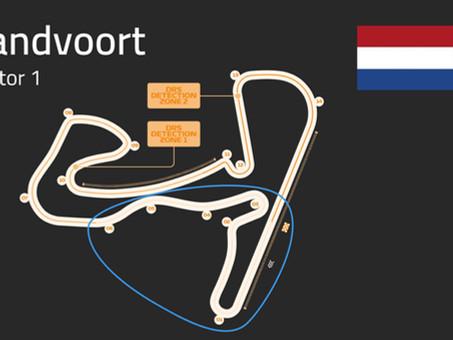 Zandvoort Track Guide   Sector 1   F1 2021