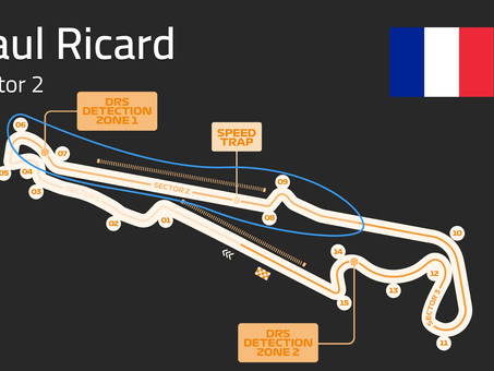 Paul Ricard Track Guide   Sector 2