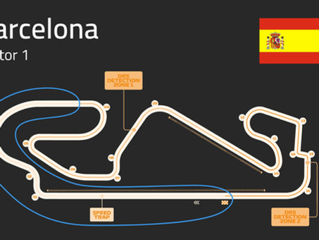 Barcelona Track Guide   Sector 2