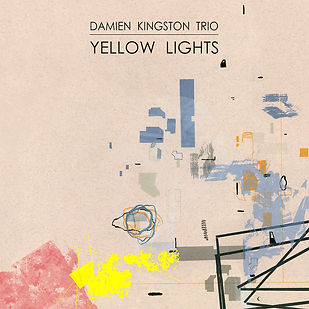 Yellow Lights record design