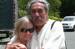 con Braulio Hornedo (Mexico)