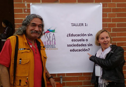 con Braulio Hornedo