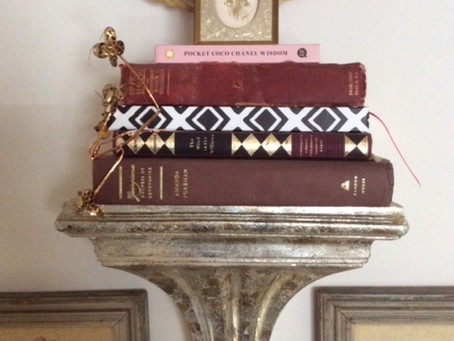 Madame Marcellé's Bookshelf: Books on Style
