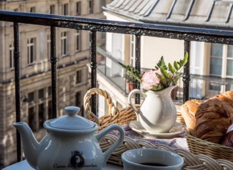 Madame Marcellé Café Au Lait