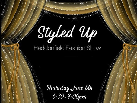Join MaisonMarcellé at Styled Up Haddonfield on June 6th