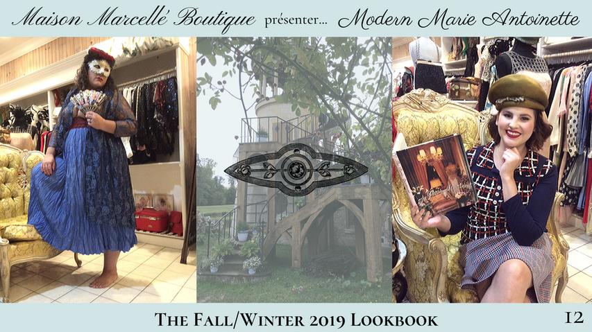 maison marcelle fall winter 2019 lookbook