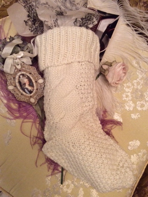 Marie Antoinette's Holiday Stocking