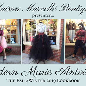 Modern Marie Antoinette: The Inspiration, The Collection, & The Lookbook