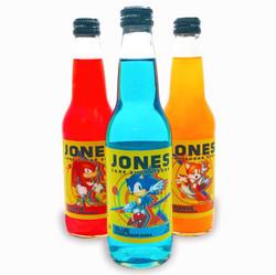 Special Sonic Sodas